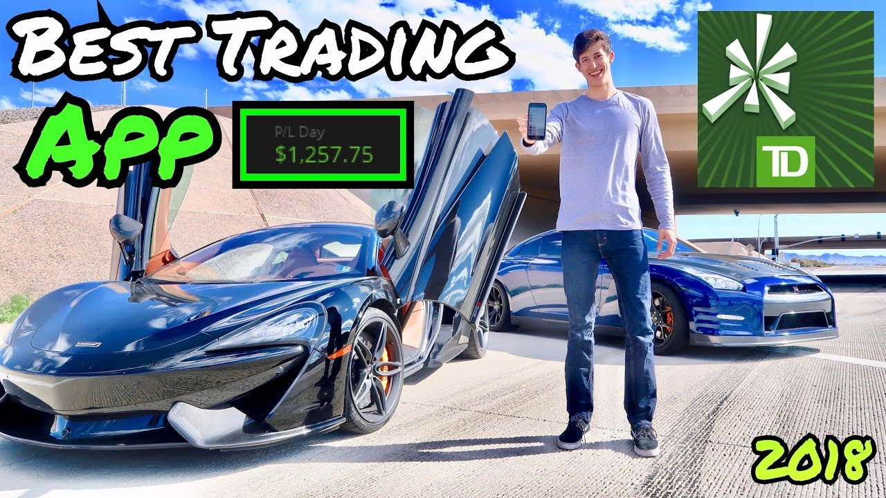 The Best Stock Trading App In 2018 | TD Ameritrade