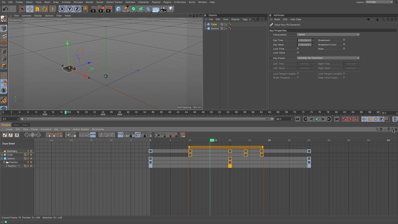 CINEMA 4D R14 SHORTCUT KEYS DOWNLOAD
