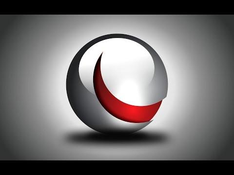 Best 3D Logo Design 5 Coreldraw Tutorial thumbnail
