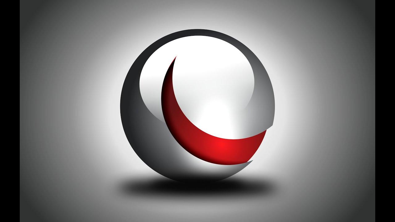3d Logo Design 5 Coreldraw Tutorial