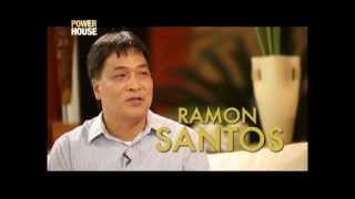 """Carnival King"" Ramon Santos welcomes us to his ""amusement home"" 