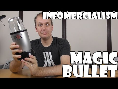 Infomercialism: Magic Bullet