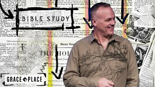 Bible Study | Clay Peck | Grace Place