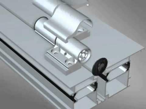 einbauanleitung zum t rband 4 zweiteilig von dr hahn. Black Bedroom Furniture Sets. Home Design Ideas