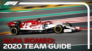 Alfa Romeo | 2020 Formula 1 Team Guide
