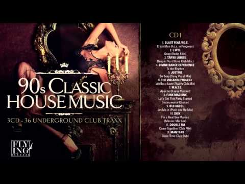 90s Classic House Music - Volume 1 [FULL ALBUM]