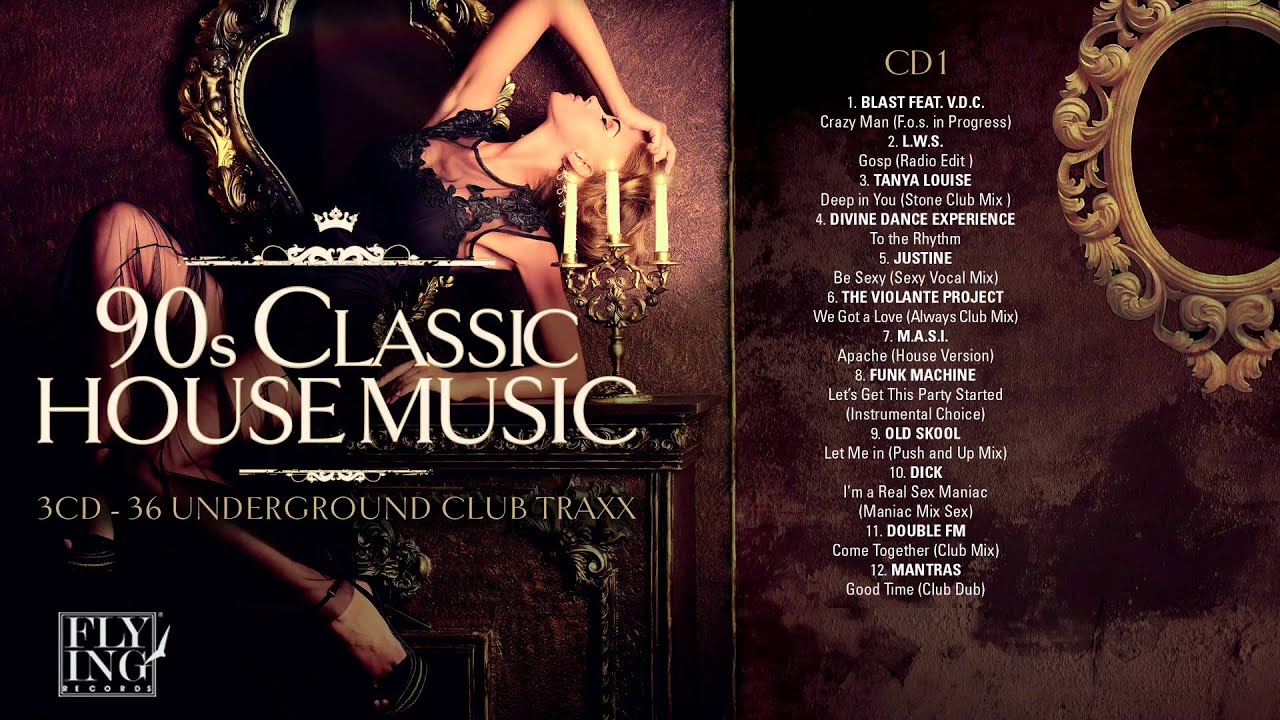 90s classic house music volume 1 full album youtube for Old school house classics