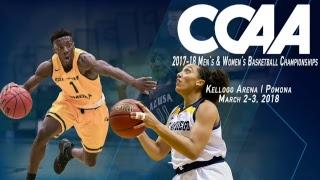 CCAA Championship Tournament - Semifinal Rounds