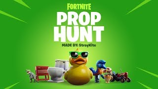 Fortnite - Prop Hunt