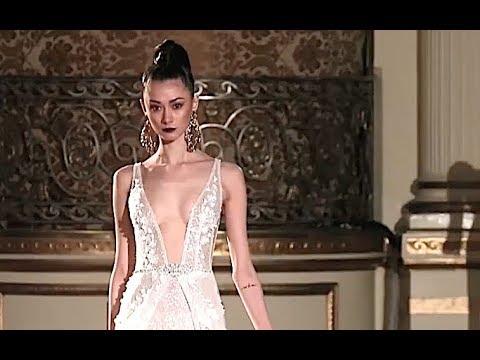 BERTA New York Bridal Fashion Week Spring Summer 2018 - Fashion Channel