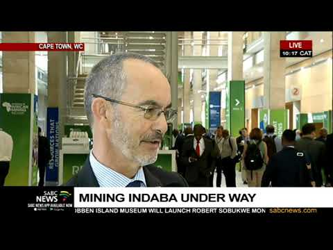 Mining Indaba Under Way In Cape Town