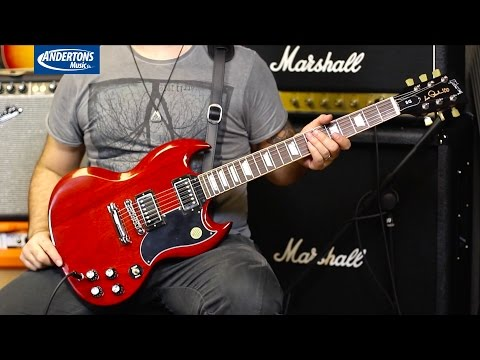 Gibson 2015 SG Special v SG Standard - The Official Chappers & the Capt Review