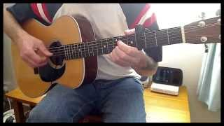 Yesterday Once More - Fingerstyle Guitar Cover.