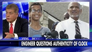 judge napolitano potential fraud case if ahmed mohamed s clock was purposeful hoax