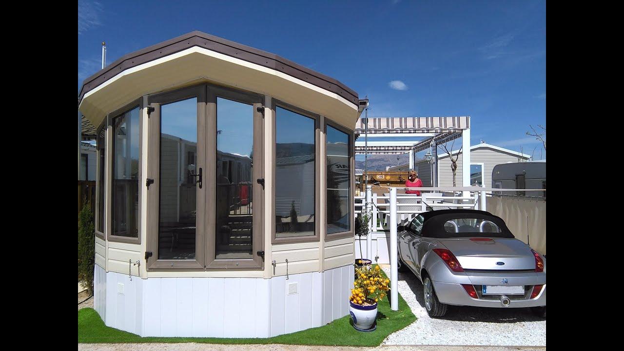 2012 Willerby Aspen Scenic For Sale On Camping Almafra Residential Mobile Home Park In Benidorm