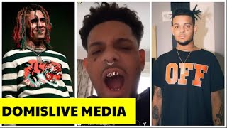 SmokePurpp Calls Out Lil Pump On Instagram