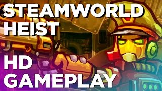 SteamWorld Heist - HD GAMEPLAY on PC