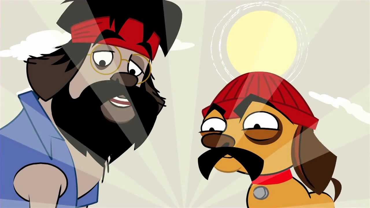 Cheech & Chongs Animated Movie!! [Musical Soundtrack