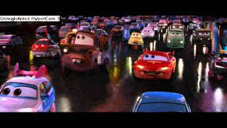 all i want is u: cars 2 soundtrack