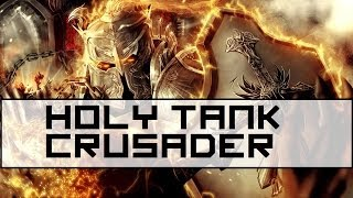 Diablo 3: Holy Tank Crusader Build