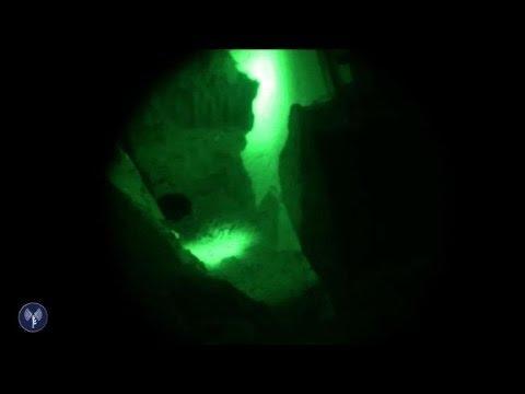 Israel Says Gaza 'terrorist' Tunnel Discovered