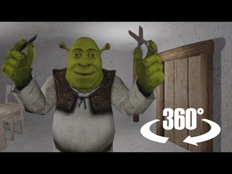 Shrek Does ASMR