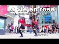 IZ*ONE (아이즈원) - 라비앙로즈 (La Vie en Rose) 1.5X Speed Challenge in public