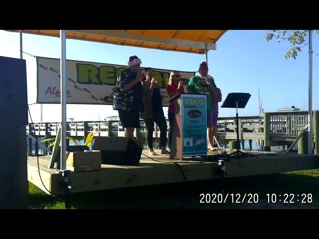 REACH Community Church Sunday Service 12-20-2020