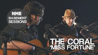 The Coral, 'Miss Fortune' - NME Basement Sessions