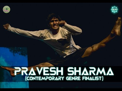Pravesh Sharma - Contemporary Genre  Finalist | Genre- Your Style Your Stage | Dance Competition