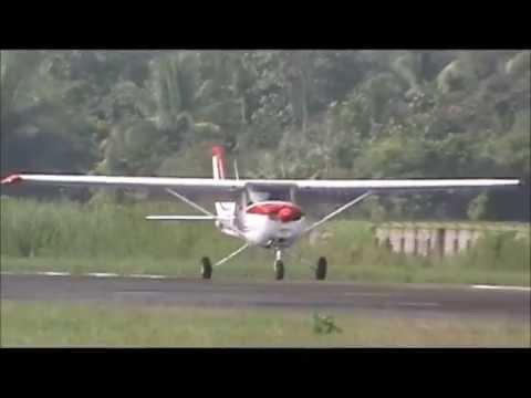 Practice Landing in Ormoc