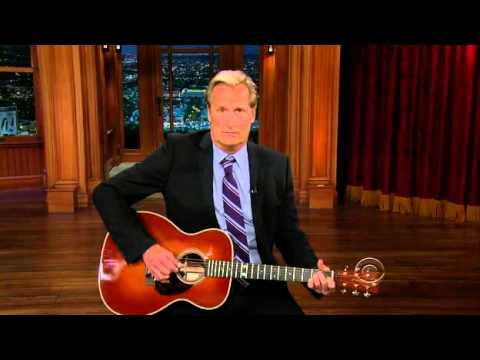 Jeff Daniels on Craig Ferguson