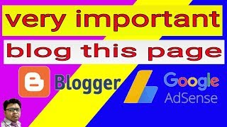 How to Write a Blog Disclaimer page in hindi #blogger