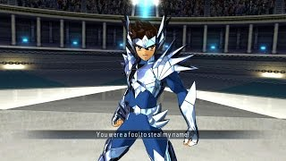 Saint Seiya Soldier's Soul: Odin Seiya Odin Robe Moveset Gameplay [PS4] (English)