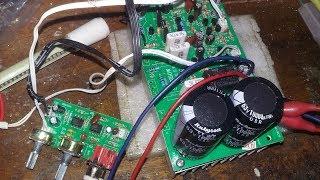 Hướng dẫn cách tự nâng cấp sò NJW để nâng công suất mạch sub 4 sò v1 cho bác nào cần