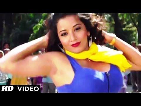Behind Of Odhani [ Feat. Hot Monalisa & Pawan Singh ] Saiyan Ji Dilwa Mangelein - Bhojpuri Video
