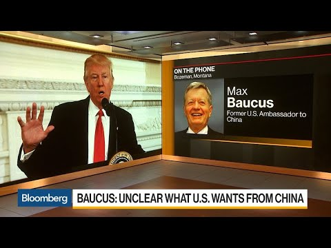 Max Baucus Doesn't See a Deal With Mexico Without Canada