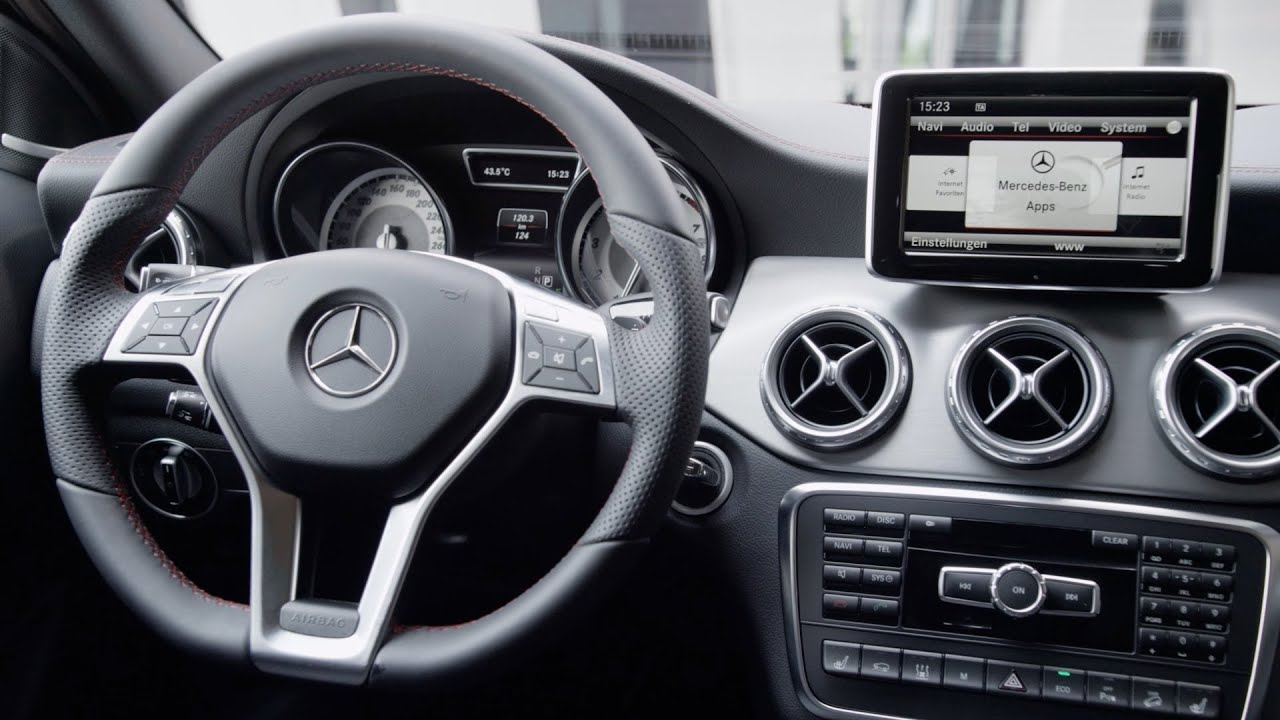 2014 mercedes gla 250 interior youtube - Mercedes Suv Interior 2014