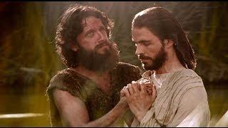 イエスはバプテスマのヨハネを訪れ,すべての正しいことを成就するため...