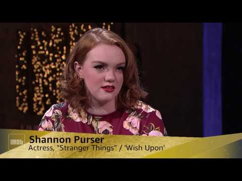 Shannon Purser Talks Costumes and More