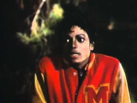Transformación de Michael Jackson en hombre lobo