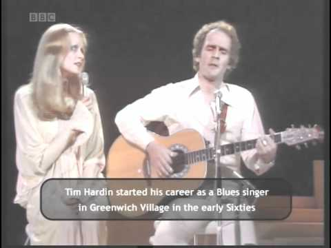 Tim Hardin & Twiggy - The Lady Came From Baltimore