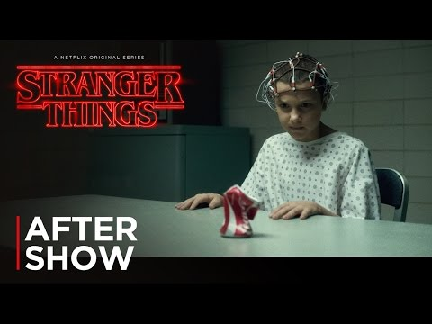 Stranger Things After Show | Chapter Seven: The Bathtub | Netflix