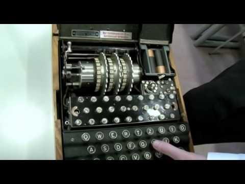 Enigma Machine - explanation