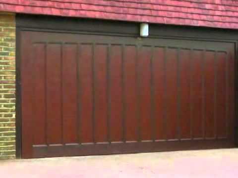 Garage Doors Anchor Garage Doors Youtube