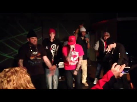 Marmel Ent Live At The Button Factory In Waterloo - Triumph (remix)