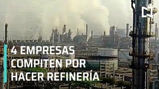 Abren proceso de licitación para construir séptima refinería - Las Noticias con Danielle