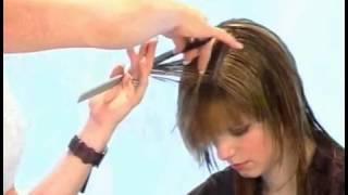 Стрижка лезвием(Стрижка лезвием не новое в парикмахерском деле. Но в наше время мало специалистов, владеющих этой техникой...., 2014-10-23T07:28:36.000Z)
