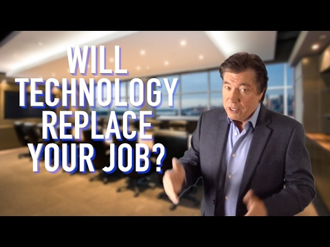Will Technology REPLACE YOUR JOB? | Ross Shafer | Leadership Speaker/Author