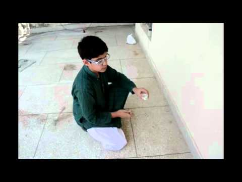 Punjabi Science - Fire with Chemicals 4 Potassium Chlorate and Sugar